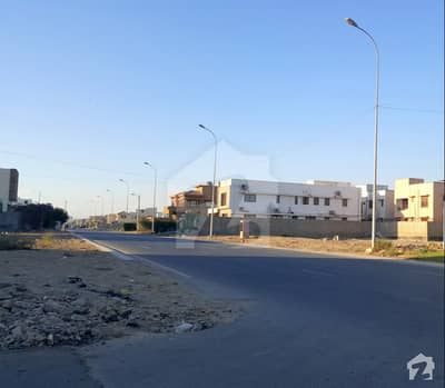 Investor Deal 45 Wide Road 200 Yards Commercial Plot In DHA Phase 8