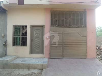 Double Storey Beautiful House For Sale At Sabza Zaar Colony, Okara