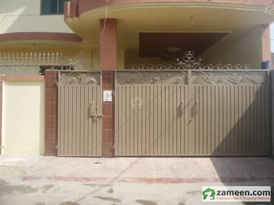 7 Marla Double Storey Corner House Is Available For Sale In Yasmeen Villas