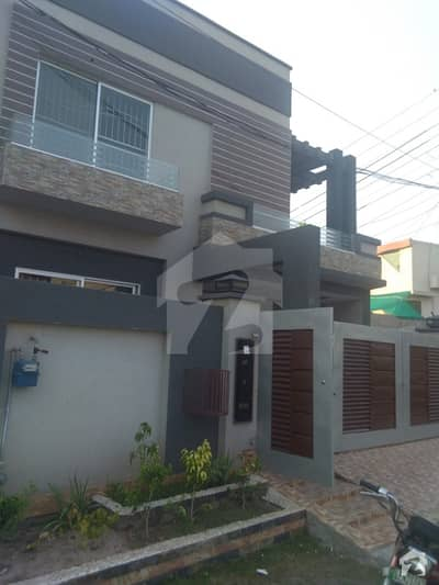 10. 50 Marla Brand New Corner House For Sale