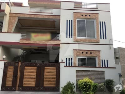 House Of 7 Marla Area Is For Sale Located At Wapda Town Phase 2 Which Is The Prime Location Of Multan