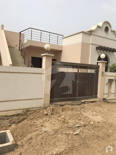 Chapal Uptown 240 Sq Yard Corner Villa For Sale