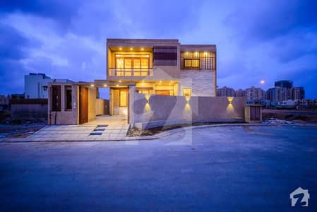 Exclusively Designed House Brand New 500 Sq Yards Outclass Bungalow In Dha Ph 8