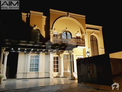 Luxury 1 Kanal Fully Furnished Corner House For Sale