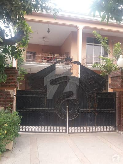 1 Kanal Corner Double Storey House In A Block Faisal Town Lahore