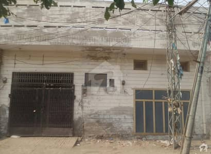 Jhang Road Shadab Colony House For Sale