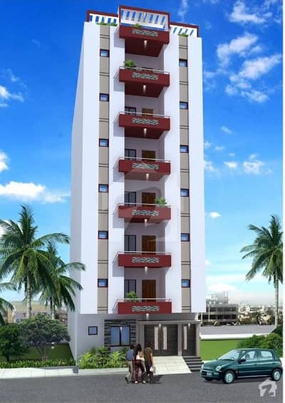 Flat For Sale 2 Bed Lounge Is Starts From 10 Lac Only