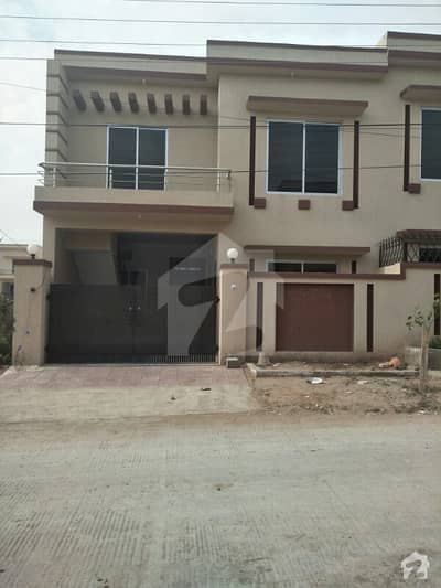 5 Marla Brand New Double Story House
