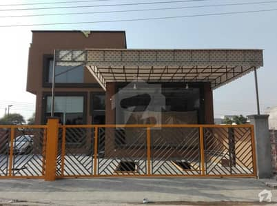 Semi Commercial House Available For Sale On 150 Feet Road