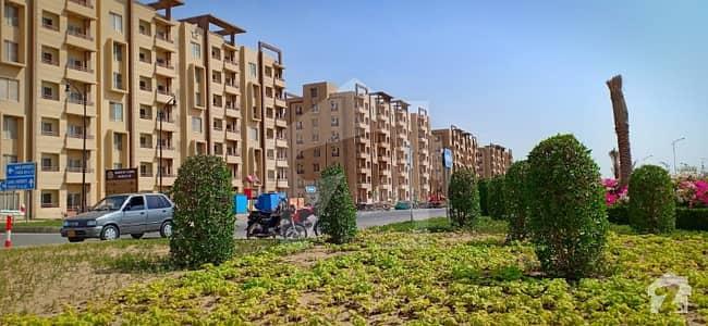 3rd Floor Outer Apartment in Bahria Town Karachi