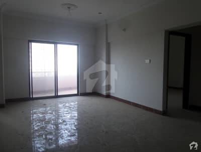 Golden Chance 7th Floor West Open  Flat Is Available For Sale At Shanzil Golf Residencia Main Jinnah Avenue