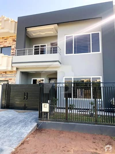 Brand New 4 Marla Luxury House For Sale