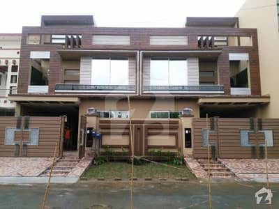 Architect 10 Marla Outclass Brand New Awesome Bungalow Is Available For Sale Double Storey