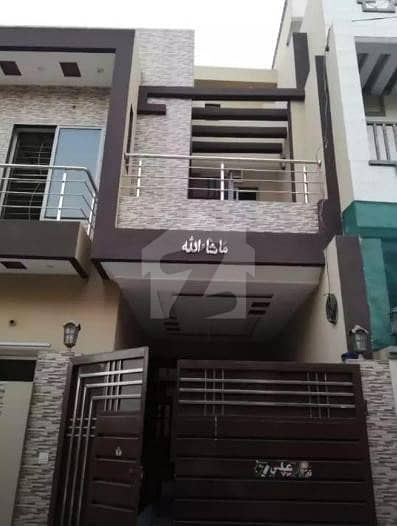 4 Marla Double Storey Brand New Luxury Home Available For Sale