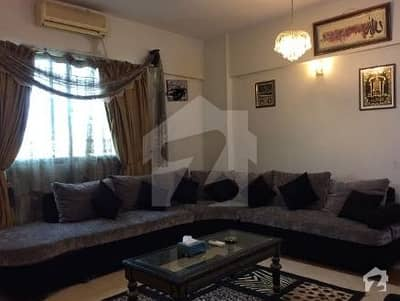 Beautiful And Good Location Flat For Sale Available In DHA Phase 6 Karachi
