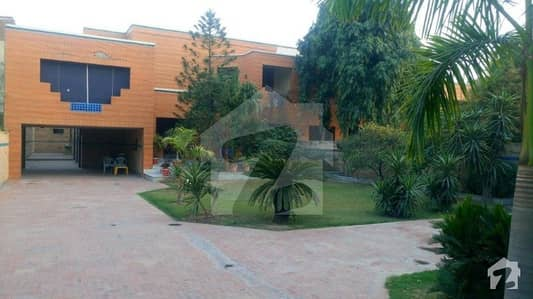 2 Kanal Semi Commercial Self Constructed well maintained House in Model Town