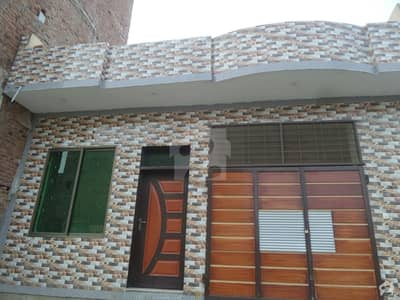 Single Storey Beautiful House For Sale at Ayub Park, Okara