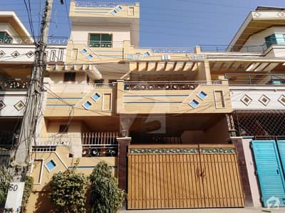 6. 75 Marla Double Storey House For Sale