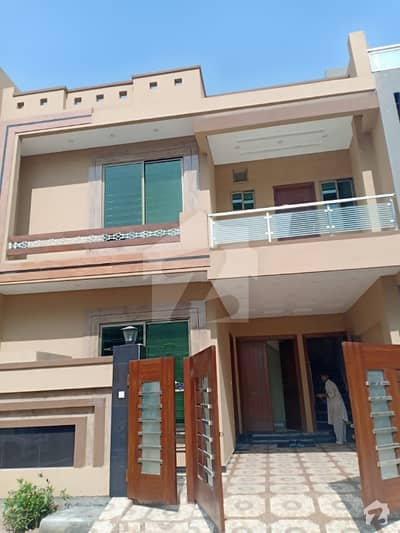 House Is Available For Sale In Block AA