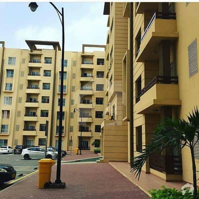 Inner Side 2 Bed Apartment in Bahria Karachi in Precinct 19