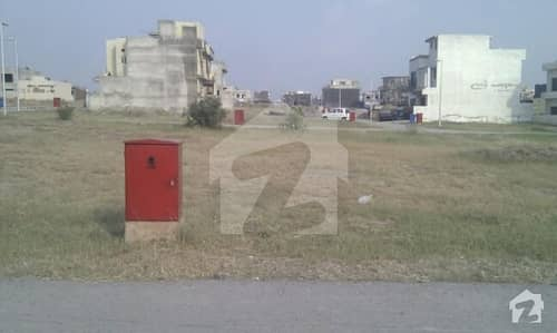 Residential Plots For Sale In Dha Phase 8 A Zone 2nd belt