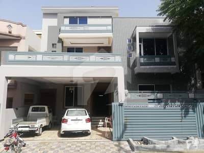 Brand New 10 Marla Triple Storey House For Sale