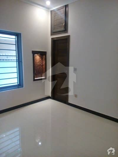 Brand New 35x70 Ground Portion For Rent With 3 Bedrooms In G13 Islamabad