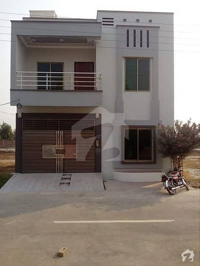 Double Storey House Is Available For Sale On Midhali Road