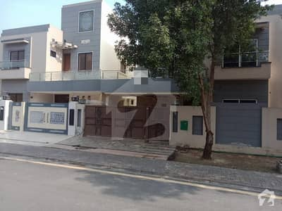 10 Marla Brand New Outclass House Bahria Town Lahore