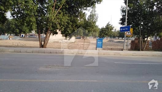10 Marla Plot For Sale In Bahria Orchard Central District