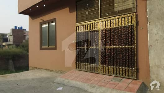 2. 5 Marla Brand New House For Sale In Amir Town