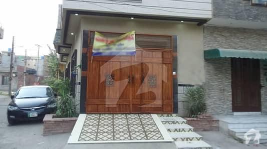 Brand New 4 Marla Corner House For Sale At Sabzazar Scheme - Block P