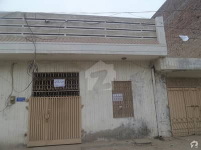 Old Construction Single Storey House For Sale