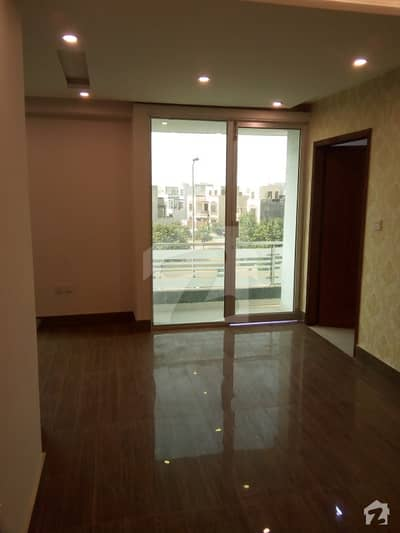 Brand New 1 Bed Apartment Available In Sector D Near Surahi Chowk Bahria Town