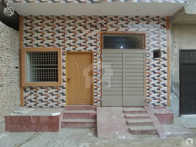 Double Storey Beautiful House For Sale In Al Qadoos Town Okara