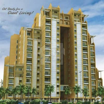 Saima Palm Residency - Apartment For Sale