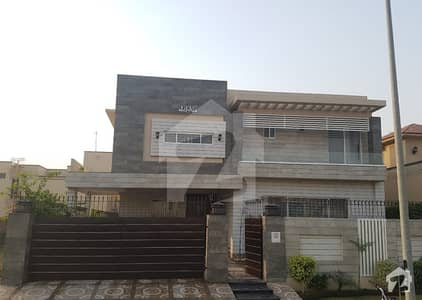 One Kanal Brand New Full Furnished 7 Luxury Beds Basement House