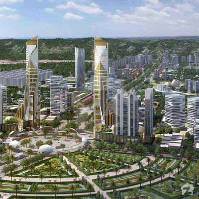 7 Marla Overseas Plot File In Capital Smart City