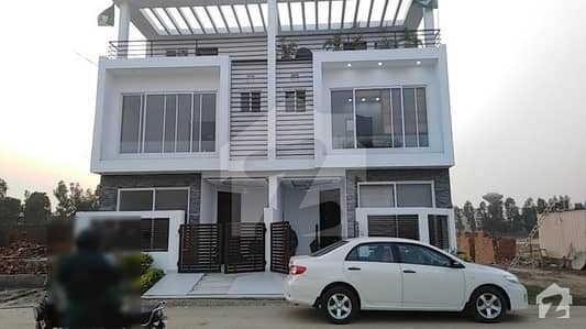 3 Marla Platinum Luxury Fully Furnished House On Installments In Al Kabir Town  Lahore