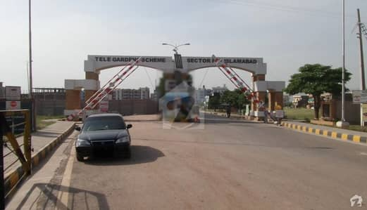 1 Kanal Developed Plot Available For Sale In Faisal Town F/17 Islamabad