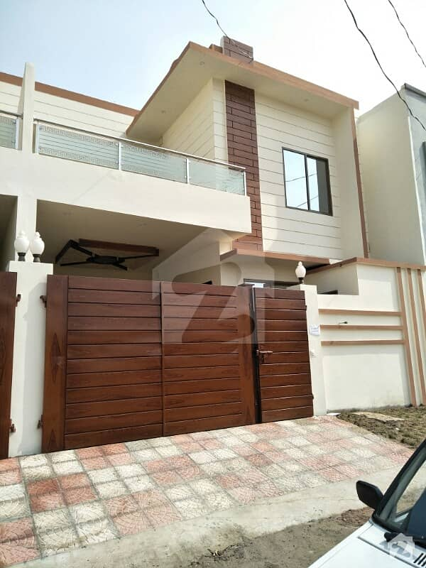 5 Marla Brand New Construction    House For Sale