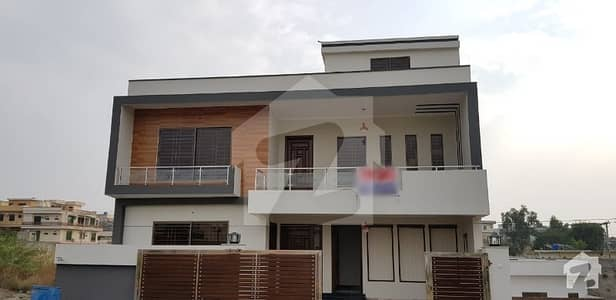 Brand New Double Unit 12 Marla House For Sale In CBR Phase 1 Block C