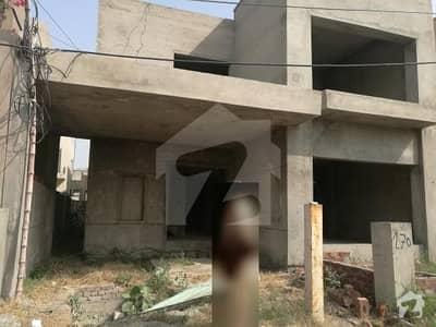 10 Marla Gray Structure Main 60 Feet Road 170-B Divine Garden Airport Road Lahore