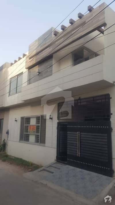 3 And Half Marla Good Location 3 Bed House In Punjab Small Industries Colony