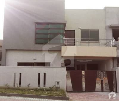 7 Marla Brand New House For Sale In Bahria Town Phase 8 C Extortion  Rawalpindi