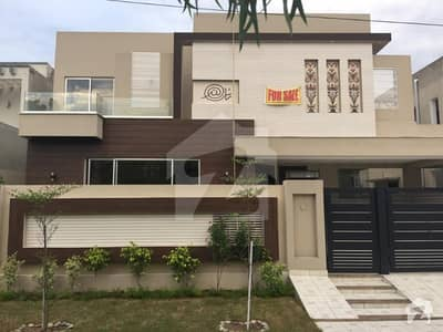 One Kanal Pair Luxury House With 6 Beds For Sale In Valencia Town Lahore