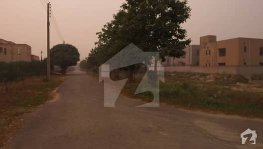 5 Marla Residential Plot Nearby A Ext Main Gate For Sale In State Life Housing Society Lahore