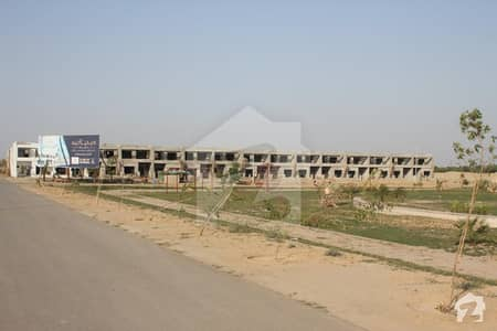 5 Marla Plot File For Sale with 27500 Monthly Installment in New Lahore City