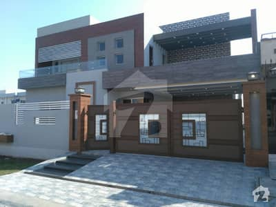 Nfc Society Near Wapda Town 1 Kanal Brand New Bungalow Super Luxury Bungalow For Sale