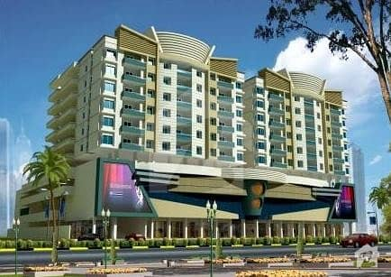 Flat Available For Sale In Magnum Mall Near Hyderabad Gym Khana On 8th Floor